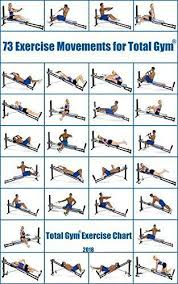 Total Gym Workout Chart Pdf 73 Exercise Movements For Total Gym Total Gym Exercise