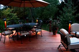 deck accent lighting. Accent-lights-ipe-deck Deck Accent Lighting