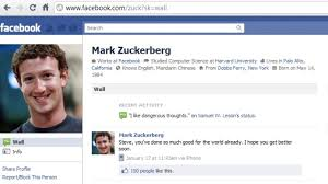 Point Zuckerberg's To Hacks - Man Business Facebook Prove Capital