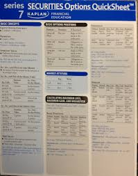 series 7 cheat sheet series 7 cheat sheets cheat sheets