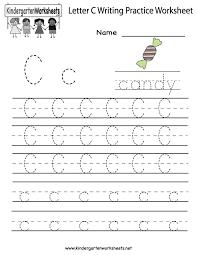 C Printable Worksheets - Printable Pages