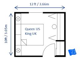 office room plan. home office floor plan 10 x 12ft guest bedroom room c
