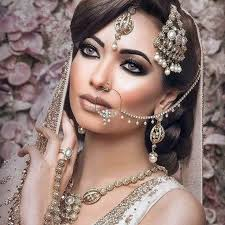 bridal jewelry sets bridal jewellery bridal accessories indian bridal makeup nose jewelry nose rings indian jewelry indian beauty stani models
