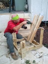 pallet adirondack chair plans. Pallet Adirondack Chair DIY Plans