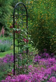 flat shape burlington garden obelisk