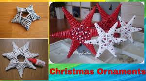 diy handmade christmas ornaments home decor xmas ideas 2017