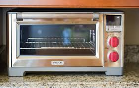 wolf gourmet countertop oven front view