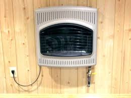 ventless propane wall heaters natural gas heater empire