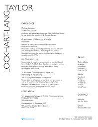 Lockhart-Lang Resume