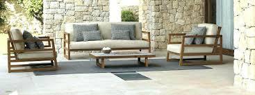 modern aluminum outdoor furniture aluminum vs