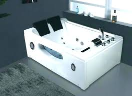 bathtub for 2 person tubs two bathtubs shower combo with jets 2018 weekend bathtub for 2 person