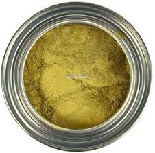 118ml Metallic Brass