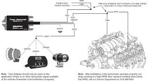 how to install an auto meter tach adapter on your mustang ground the black wire of the adapter to a suitable chassis ground the gray wire of the adapter is your new tachometer signal output