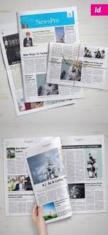 Free Indesign Newspaper Template Indesign Newspaper Template Free Mytv Pw