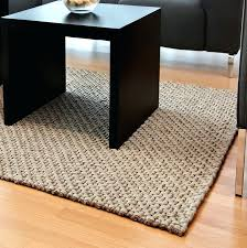wool and jute rug chunky gray 9x12