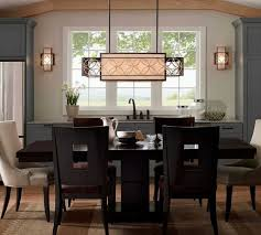 marvelous hanging lamp over dining table room two chandeliers