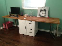 white wood office furniture. White Wooden Computer Desk Office Study Wood Oak Solid Writing Small Uk Furniture