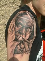 Galerie Tetování Tetování Na Ramenu Rameno 0037
