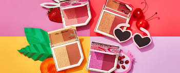 razzle dazzle berry eyeshadows from too faced s tutti frutti collection
