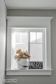 diy craftsman door trim luxury 44 best home moulding and trim images on
