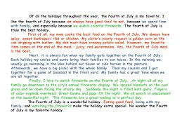 my favorite holiday essay twenty hueandi co my favorite holiday essay
