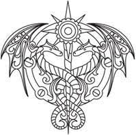 Small Picture Dragon Free Printable Coloring Pages Free Printable Coloring