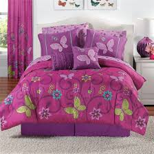 ... Kids Furniture, Twin Bed Sets For Girl Funky Teenage Bedding Pink Bed  Sheets Twin Black ...