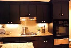 painted black kitchen cabinets before and after. Awesome. ***. Kitchen-before Painted Black Kitchen Cabinets Before And After N