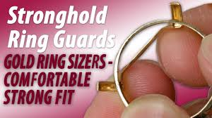 ring sizer diy stronghold metal ring guards