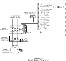 centroid mpu11 ac dc gpio4d install manual page 57 ajax cnc the example below diagram depicts the 24vac wired through the nc contacts on the overload section of the contactor the overload protection circuit on your