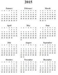 New York Web Design Studio New York Ny 2015 Calendar Printable