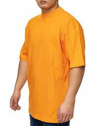 Akademiks Size Chart Akademiks Plain T Shirt Light Orange Top Streetwear