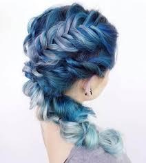 27 Super Cool Blue Ombre Kapsels Trends8com