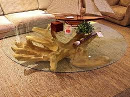 Furniture: Tree Stump Coffee Table Lovely Eclectic Look Of Tree Stump  Coffee Table - Tree