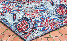 red outdoor carpets blue and white outdoor rug fantastic rugs google search home goods interior red