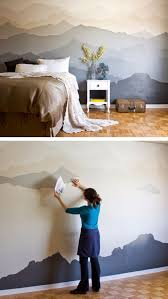 cool bedroom paint ideasBest 25 Creative wall painting ideas on Pinterest  Stencil