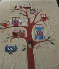 The 25+ best Owl quilt pattern ideas on Pinterest | Owl quilts ... & owls in a tree Adamdwight.com