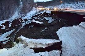 Alaska earthquake highlights the ...