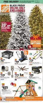 Home Depot Christmas Tree Replacement Lights Home Depot Black Friday 2019 Ad Savings Com