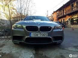 BMW M5 F10 2011 - 27 December 2016 - Autogespot