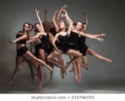 Dance Group Group Modern Dance Images Stock Photos Vectors Shutterstock