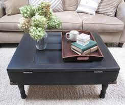 vintage door coffee table diy my repurposed life