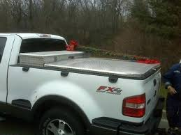 diy truck bed covers truck bed cover a home made diamond plate cover plywood truck bed