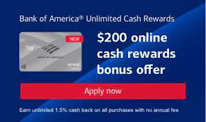 The card requires limited or fair credit, which means you must have a bit of prior credit experience (and likely a fico score of at least 620). Credit Cards Find Apply For A Credit Card Online At Bank Of America