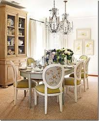 but they are still in balance sometimes you just have to eyeball it i generally hang the chandelier about 32 to 36 above the table top