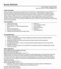 Medical Record Retrieval Specialist Resume Example Humana