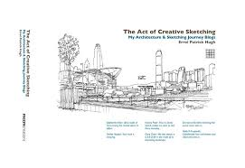 book cover the act of creative sketching