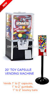 Toy Capsule Vending Machine Beauteous Toy Capsule Vending Machine Zj48slash Machine Buy Slash Machine
