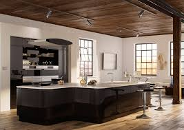 Black High Gloss Kitchen Doors Complete Kitchen Units With Doors Diy Or Fitted