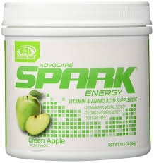Green Apple Nutrition Chart Advocare Spark Green Apple 10 5oz Canister